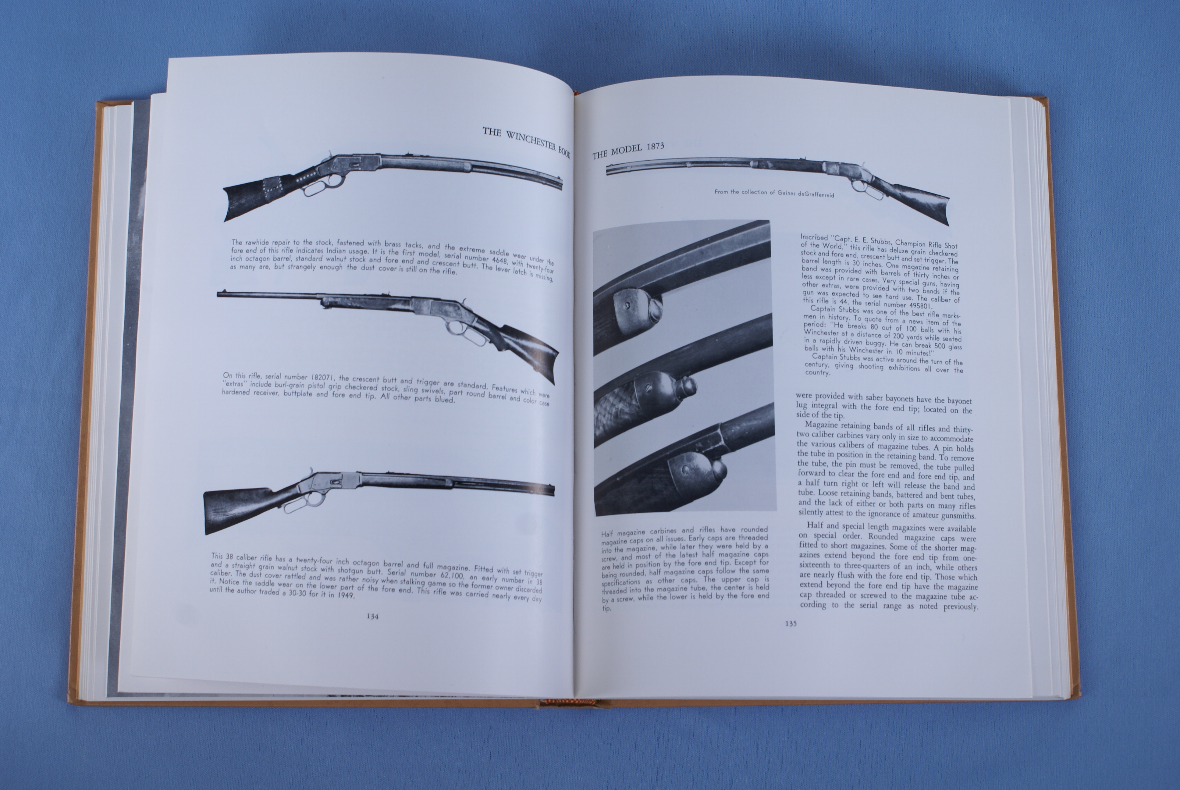 Hunt repeater Jennings and Smith Jennings Smith and Wesson Volcanic Arms New Haven Arms Henry rifle 1866 1873