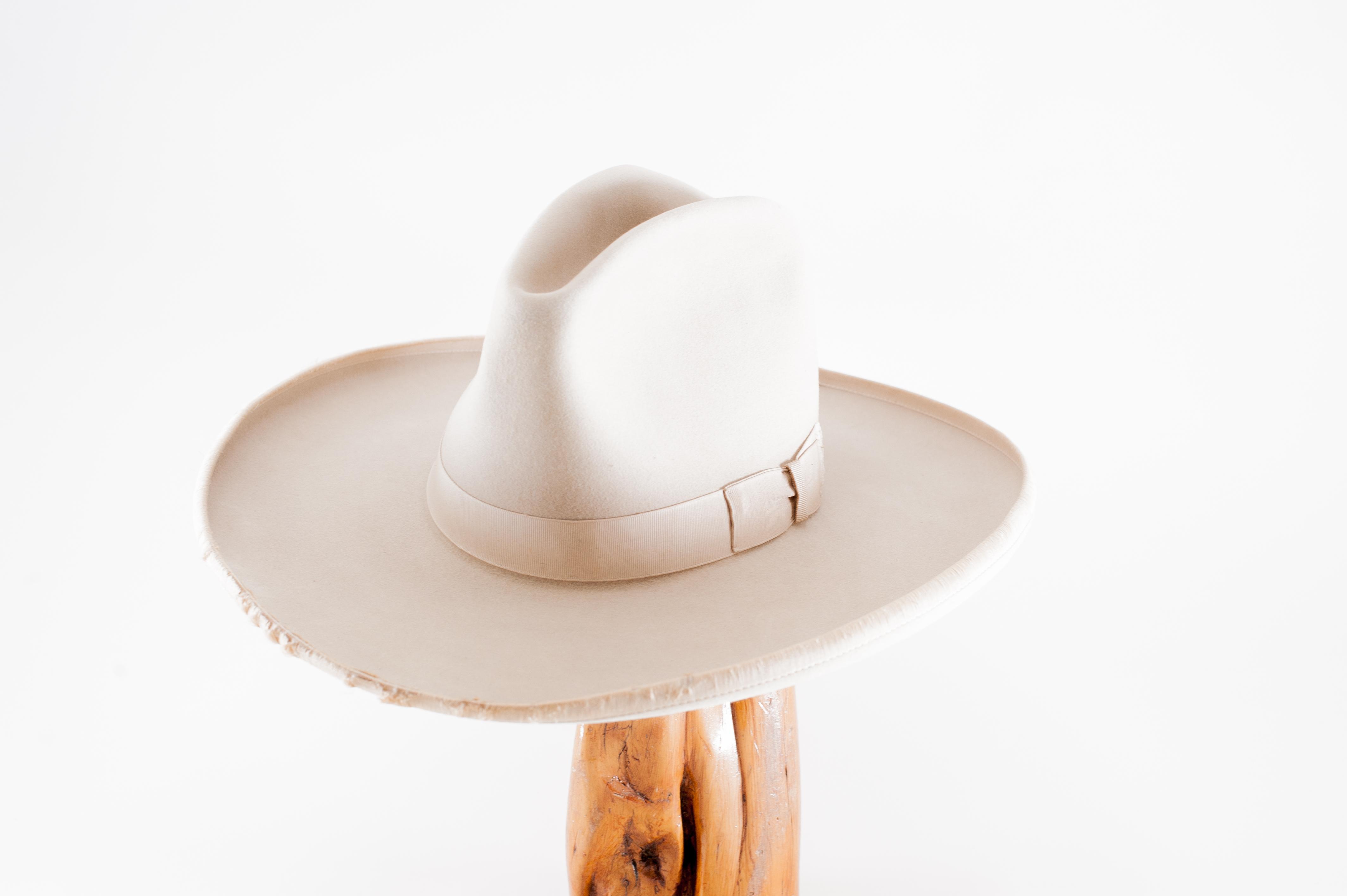 STETSON NUTRIA FUR COWBOY HAT - S.E.L.L. Antiques d95684e0f90