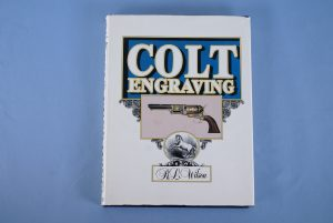 Colt Engraving L.D. Nimschke Gustave Young Tiffany A.A. White Colt Custom Gun Shop William H. Gough London