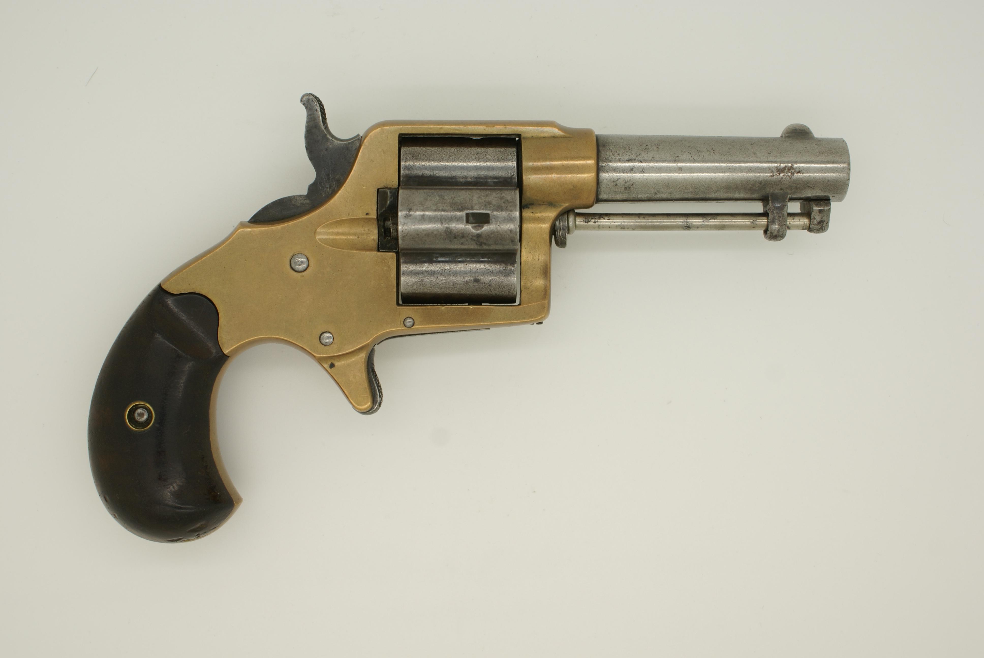 1871 Colt Cloverleaf House Pistol For Sale