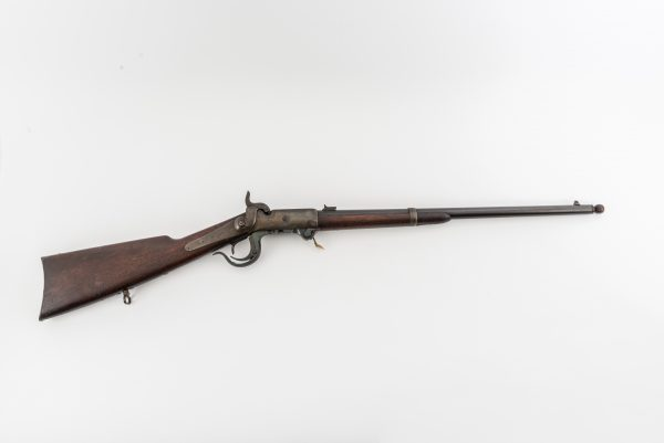 5th model Burnside carbine Burnside Rifle Company Providence, Rhode Island oil finished authentic old tompion