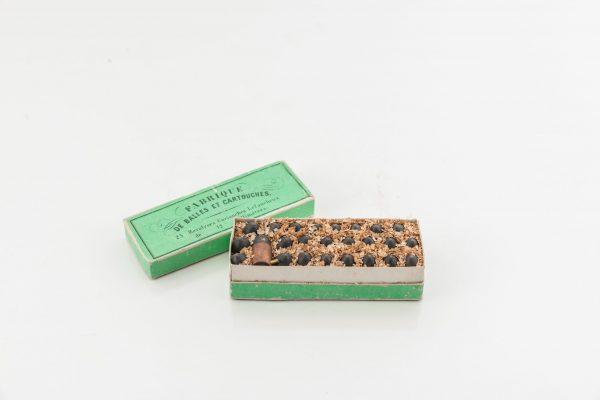 Pinfire cartridges Lefaucheux Fabrique millimetres cartouches
