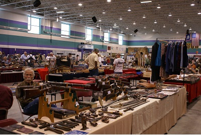 SEll Antiques at Cody Wyoming Antique Arms Show