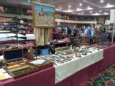 SEll Antiques at Las Vegas Nevada Antique Arms Show