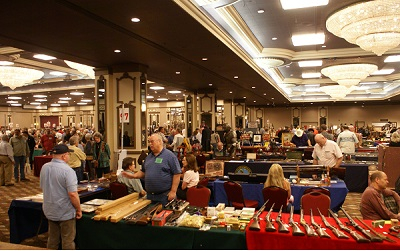 SEll Antiques at Reno Nevada Antique Arms Show
