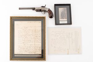 Whitney Hooded Cylinder Pocket Revolver Whitney Arms Co. Eli Whitney Jr.